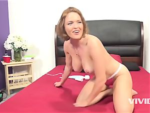 Krissy Lynn Gets A rigid bbc In Her beaver