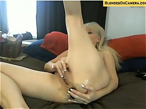 towheaded mature heads all nasty in all fuck holes on cam