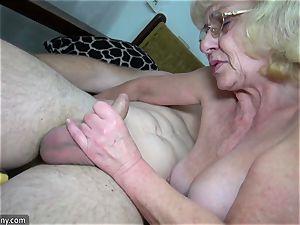 OldNannY grandma Adult fucktoys activity Compilation