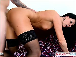 amazing India Summer in tights deep throats chisel
