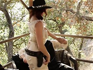Chanel Preston horny west labia service