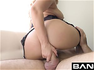 pound hardcore: Vixen Nina Kayy Gets Her asshole opened up