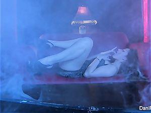 Dani Daniels tearing up Dracula