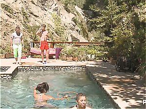 super-naughty poolside fun part 2