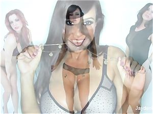 lesbian 3way w Jayden Jaymes, Jayden Cole,