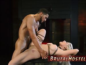 69 restrain bondage Big-breasted ash-blonde bombshell Cristi Ann is on vacation boating and soaking