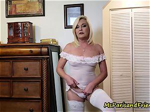 aunt-in-law Paris Gets Help