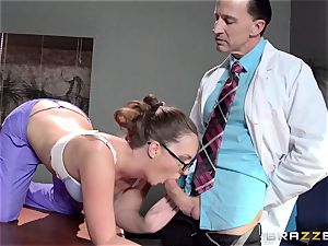 Nurse Maddy OReilly puts things right with a boning