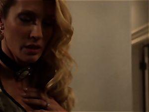 sizzling prostitute Anikka Albrite pulverizes her favourite nasty west customer