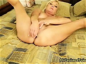 ass fucking plaything ejaculations with Ms Paris Rose