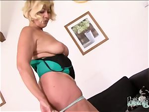 ideal bootie mature bi-atch prefers big black cock all day every day