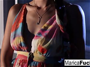chinese porn industry star Marica gets bare