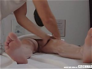 You got massage for free! Will you inhale me?