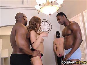 Skylar Snow interracial cuckold Sessions