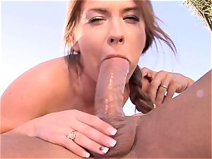 sport lover Alice Lighthouse likes a session with her trainer