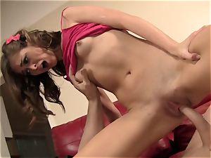Riley Reid Has Her highly taut fuckbox