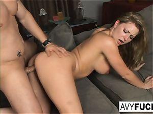Avy Scott wants a little booty call after her encounter