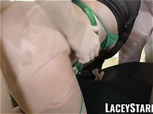 LACEYSTARR - Lacey Starr and her mates group-fucked